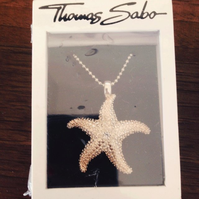 Another thomas sabo starfish pendant necklace this is going depop aloadofball Gallery