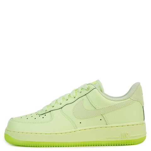 new concept d2970 c89b2 Women s Air Force 1s. LIME- 0