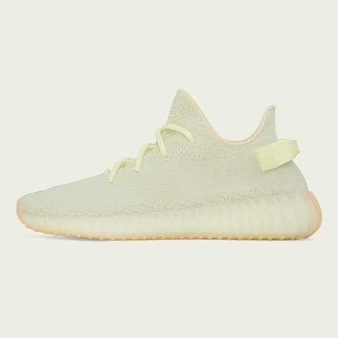 0c5a0c3ae YEEZY 350 V2 BUTTER SIZE 9 DEADSTOCK FROM YEEZY SUPPLY.  ftp - Depop