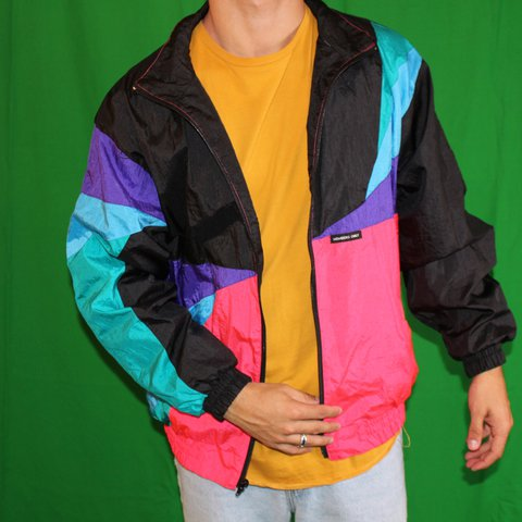 rare vintage members only jacket size xl person modeling depop
