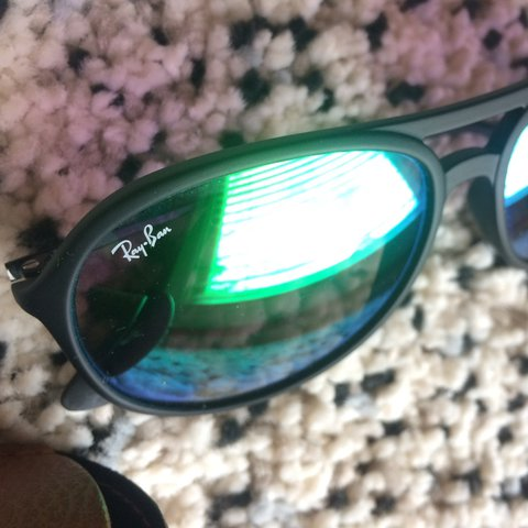 bb3a928534 REAL Ray-Bans for sale. Perfect condition!  nike  airmax - Depop