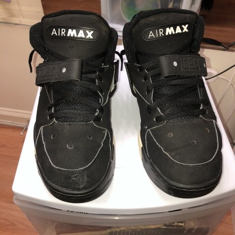 reputable site acca5 0b909 6 10 NIKE AIR FORCE MAX CHARLES- 0