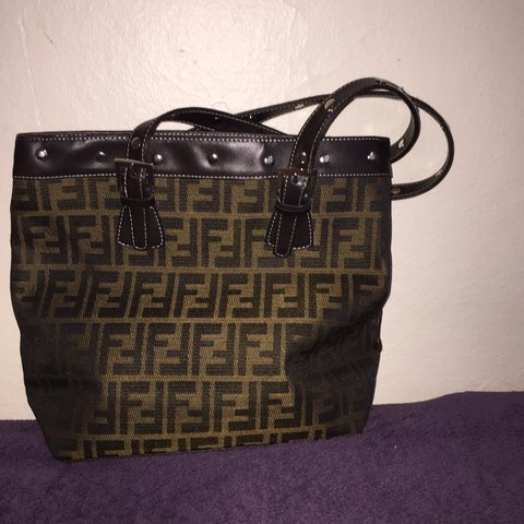 Fendi bag !! Authentic but a little old Bought it from my a - Depop