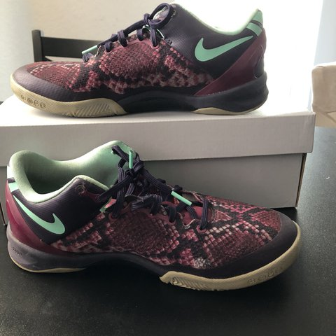 """check out ff5f5 f6af0  teambailey4. last year. Coral Gables, United States. Nike Kobe 8 """"Pit Viper """""""