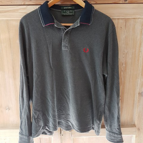 741bab08 @fhutton. 2 months ago. Chalford, Gloucestershire, United Kingdom. VINTAGE  FRED PERRY RUGBY POLO