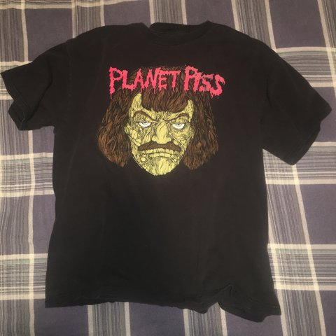 Planet piss t shirt remarkable, very