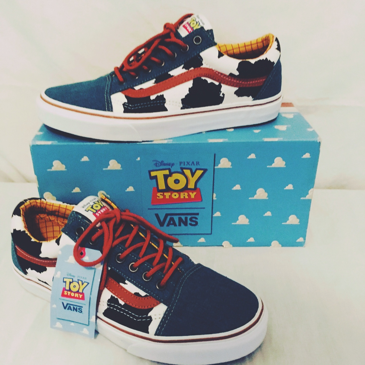 Toy Story x Vans collab. These are brand new, never Depop