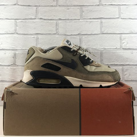 Nike Air Max 90 Miller Pack Size UK95 Year 2004 Box To