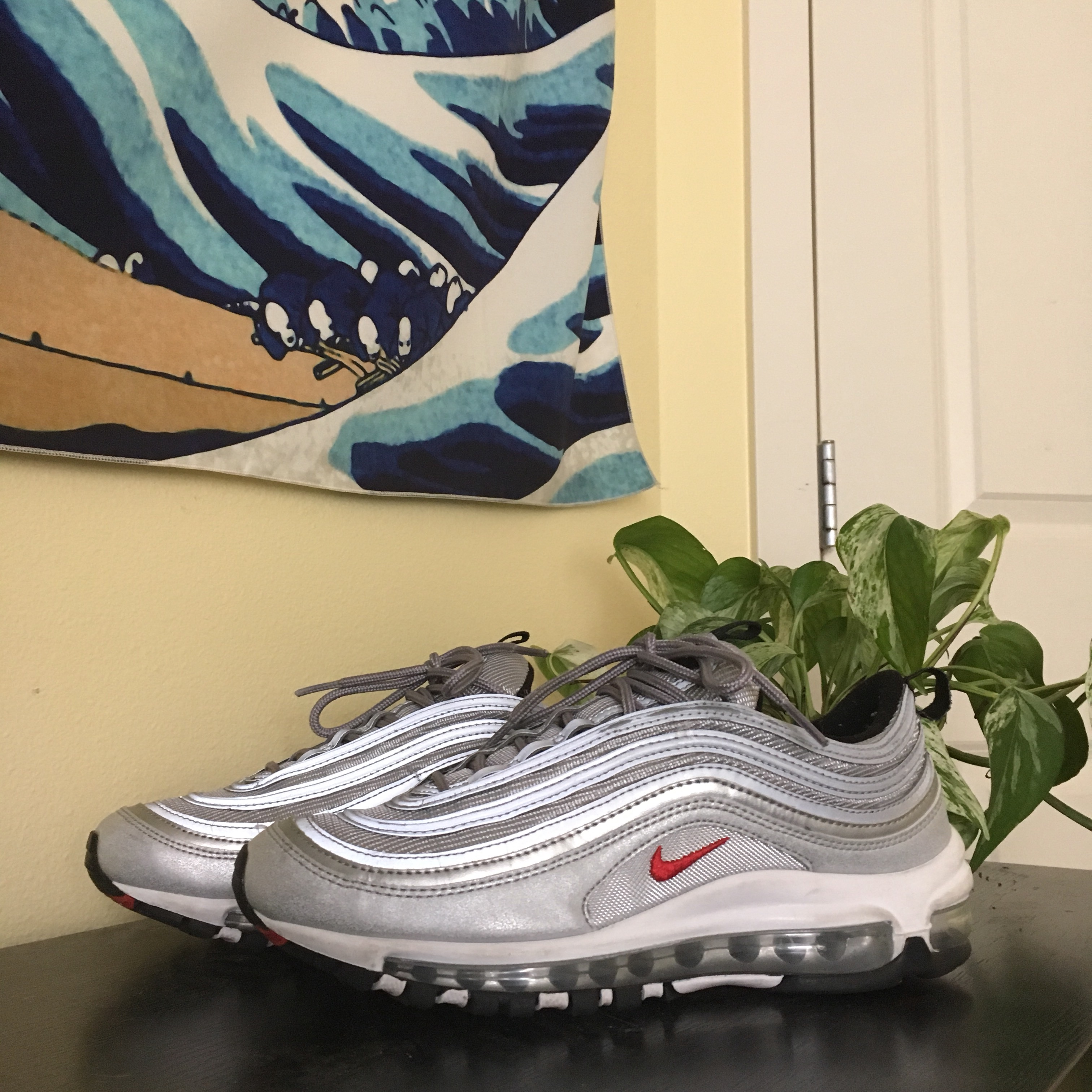 NIKE AIR MAX 97 SILVER BULLETS These are absolutely Depop