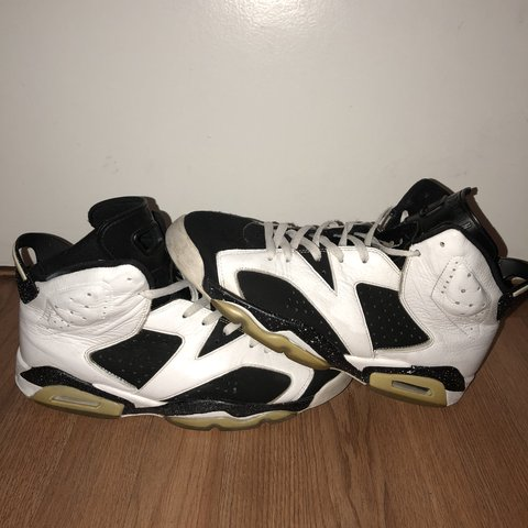 the latest a8b33 e0d1c Nike Air Jordan Oreo 6s- 0