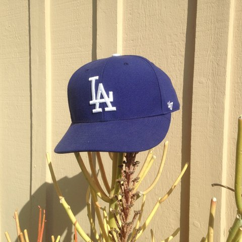 36a9800fc @toneygwynnhats. 8 months ago. San Diego, United States. NL CHAMPS !! LA  dodgers adjustable hat. Great to condition ...