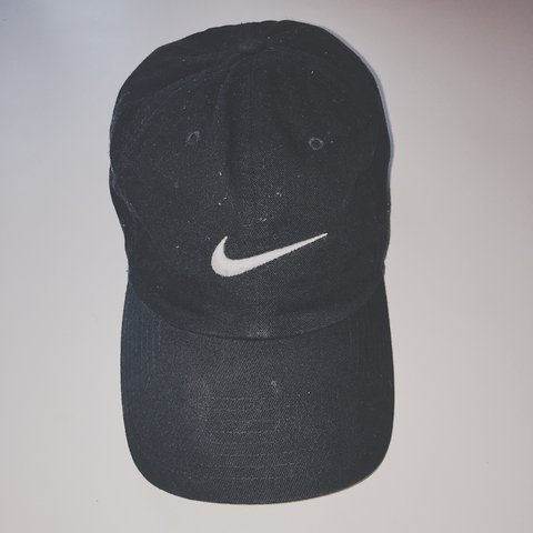 Original NIKE cap. Adjustable strap. One size fits all. - Depop c01dbcf2c6c
