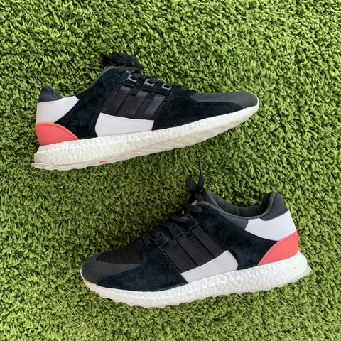 f891a0187 Adidas EQT Support Ultra Boost Size 12 Shoe can fit a 12 or - Depop