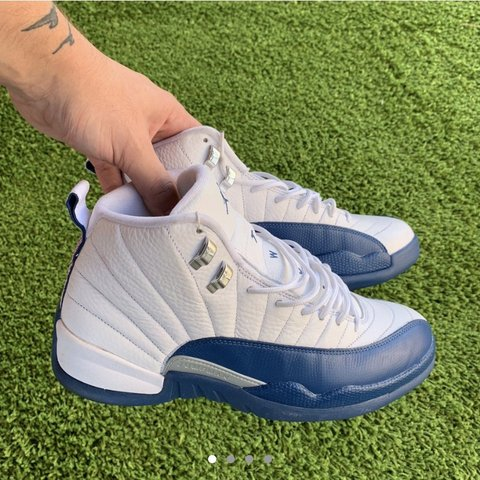 lowest price 09e7e d0fb8  johnnymetro. yesterday. Roanoke, United States. Air Jordan 12 French Blue  Size 10