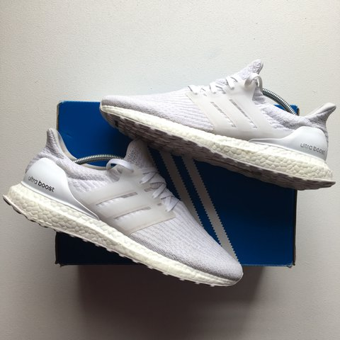 Adidas Ultra Boost 3.0 • excellent condition • size UK 9 • • - Depop f3fe4eae3