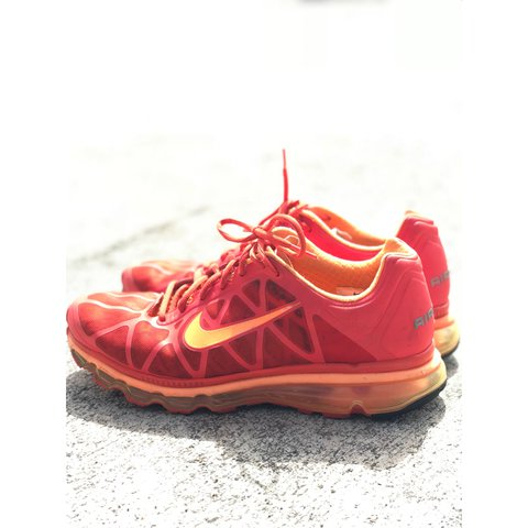 pretty nice c3c5d 73b3f  aaronmytires. 2 years ago. San Antonio, United States. Nike Air Max Neon  Orange