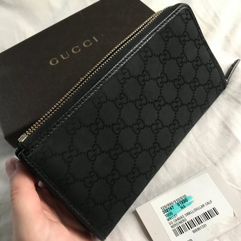 be148eb433ca @hailey1404. 2 years ago. Cherry Hill, United States. Authentic Gucci  women's wallet