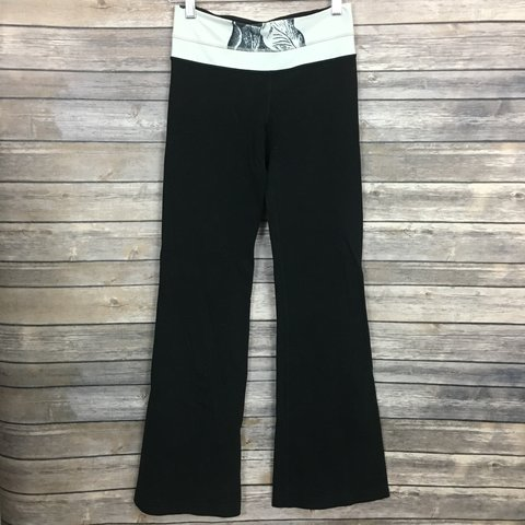 95b534e0c6271 @bohocollections. 5 days ago. New York, United States. Lululemon Wide Leg  Yoga Pants Pre-owned. Condition: very good
