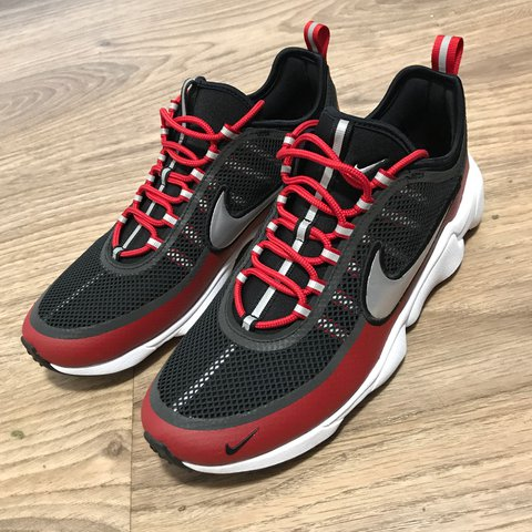 7a74ff4e63b0 Nike air zoom spiridon trainers. UK 9 10 10 condition worn - Depop