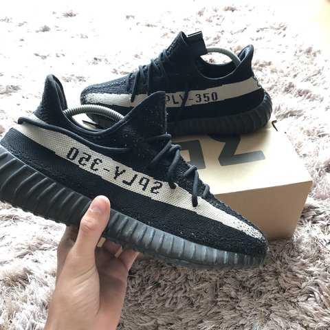 13b8d57ac85 Adidas yeezy Boost 350 v2 Oreo Size 10UK Message me for - Depop
