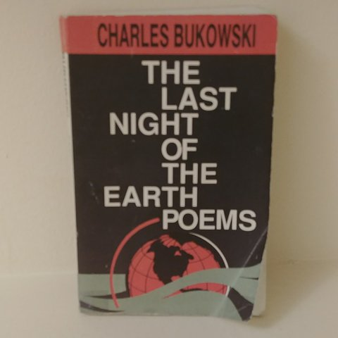 The Last Night Of The Earth Poems 1