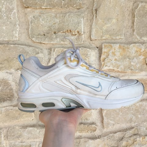 7ebb1bce0 ✓ Vintage Nike Max Air shoes ✓ On hold. Priority express - Depop