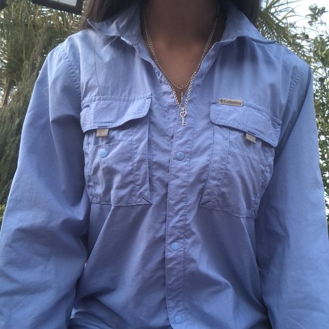 61cee3801ed @usta. 2 days ago. Los Angeles, United States. Vintage Columbia button up  with snap buttons