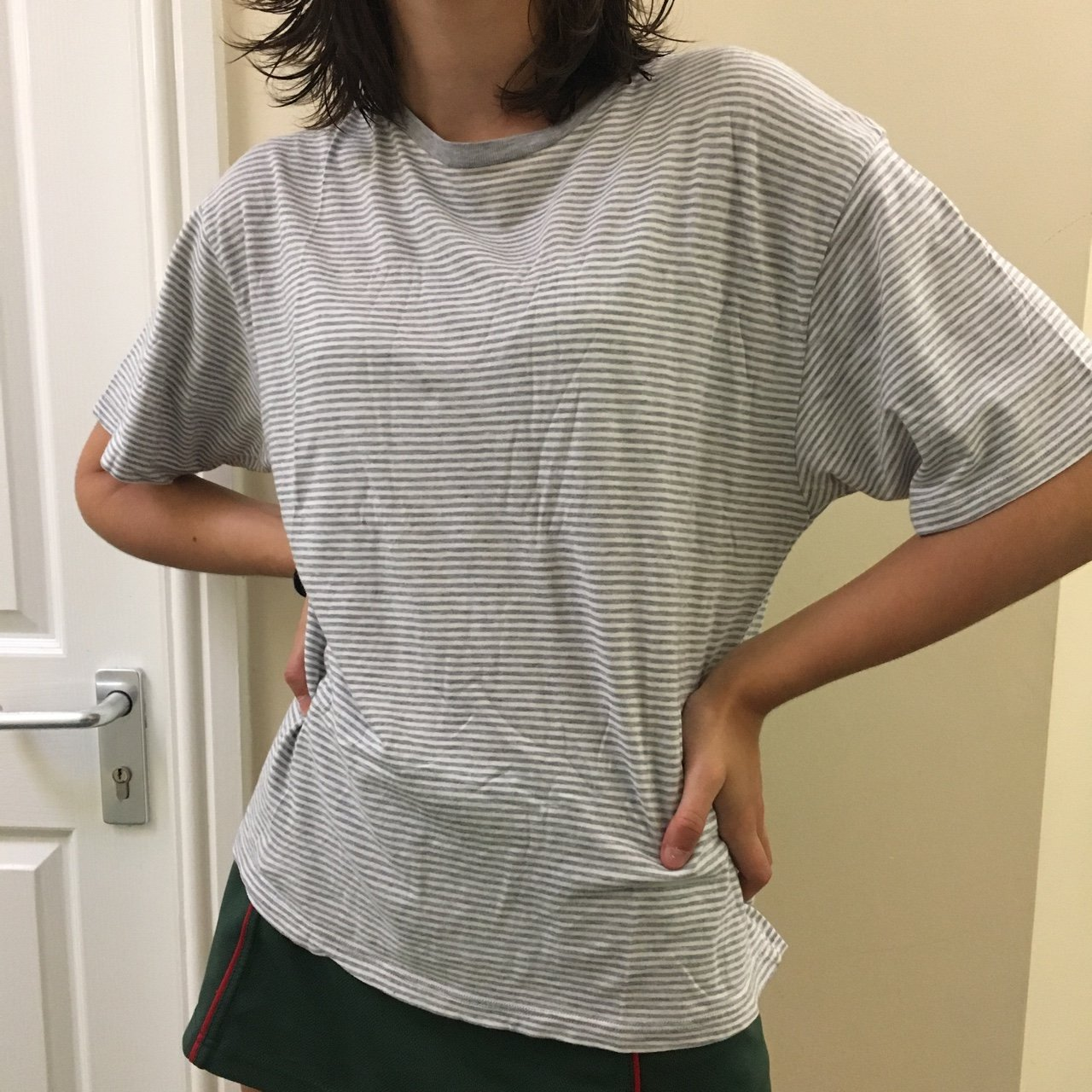0794dd39c1f So cute and comfy brandy Melville top. Lovely condition