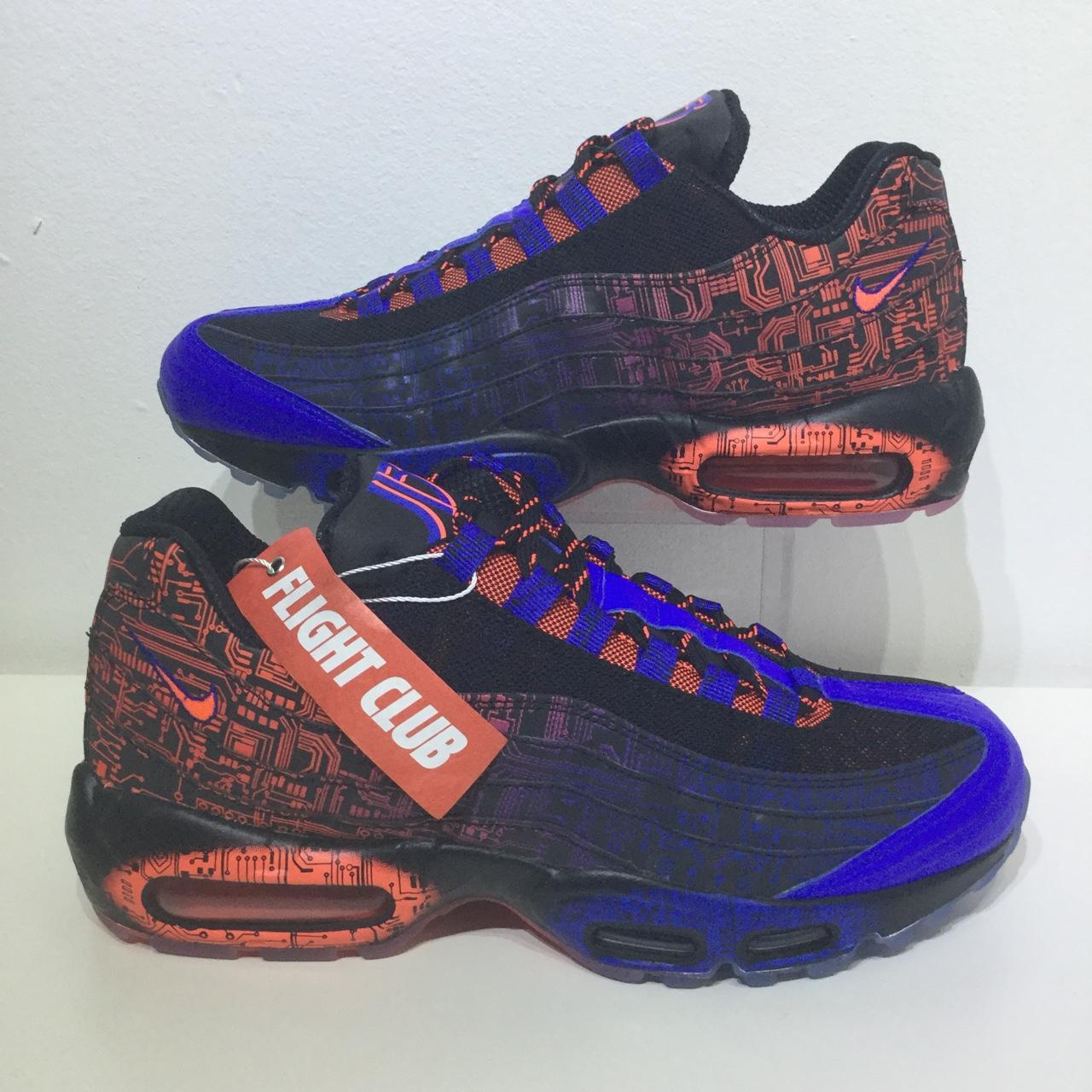 footwear for whole family on feet shots of Nike Air Max 95 Premium DB Doernbecher 2015... - Depop