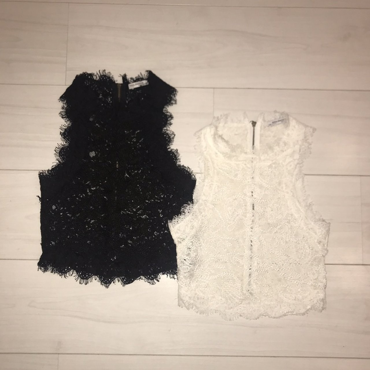 4f918e1d97   bundle deal   lace Zara tops