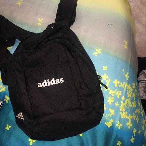 2e4ebbf0e7 @rhianna01. last month. Warlingham, United Kingdom. SMALL BLACK ADIDAS BAG