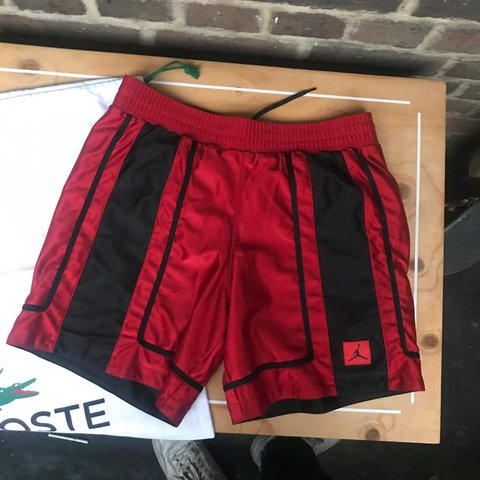e6858126e0b @visionexcesse. 2 years ago. London, United Kingdom. Jordan Kids - Basketball  shorts in red. Size Age 12