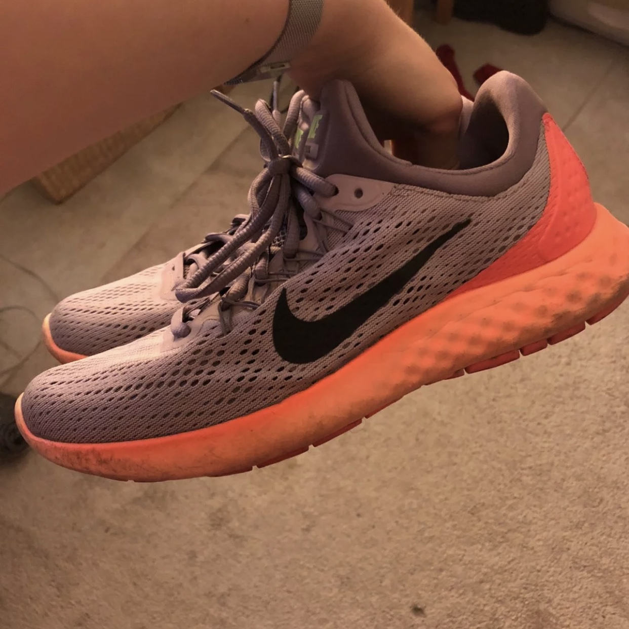 Nike run easy shoes. Extremely