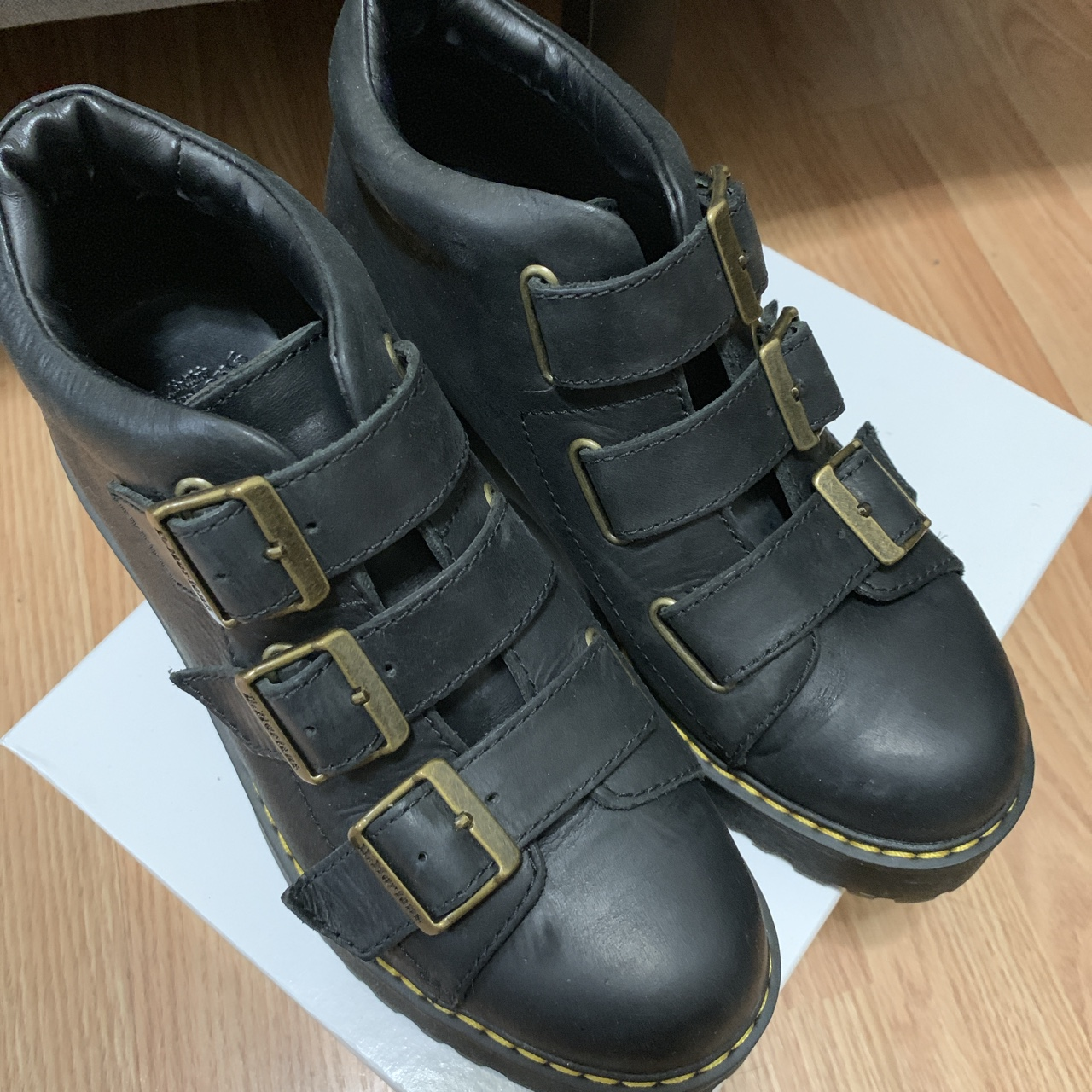 Dr.Martens Coppola Boots in US size 7