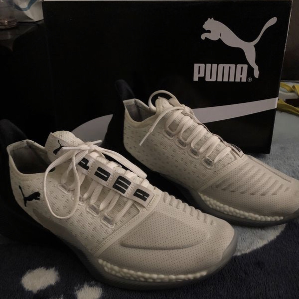 Puma Xcelerator. Close to new only worn
