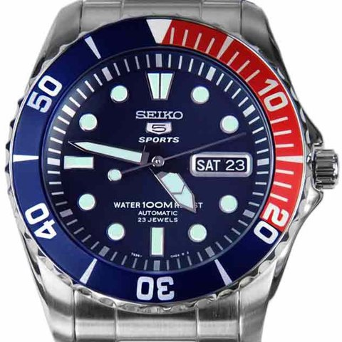 COMING SOON Seiko 5 Sports Automatic 0
