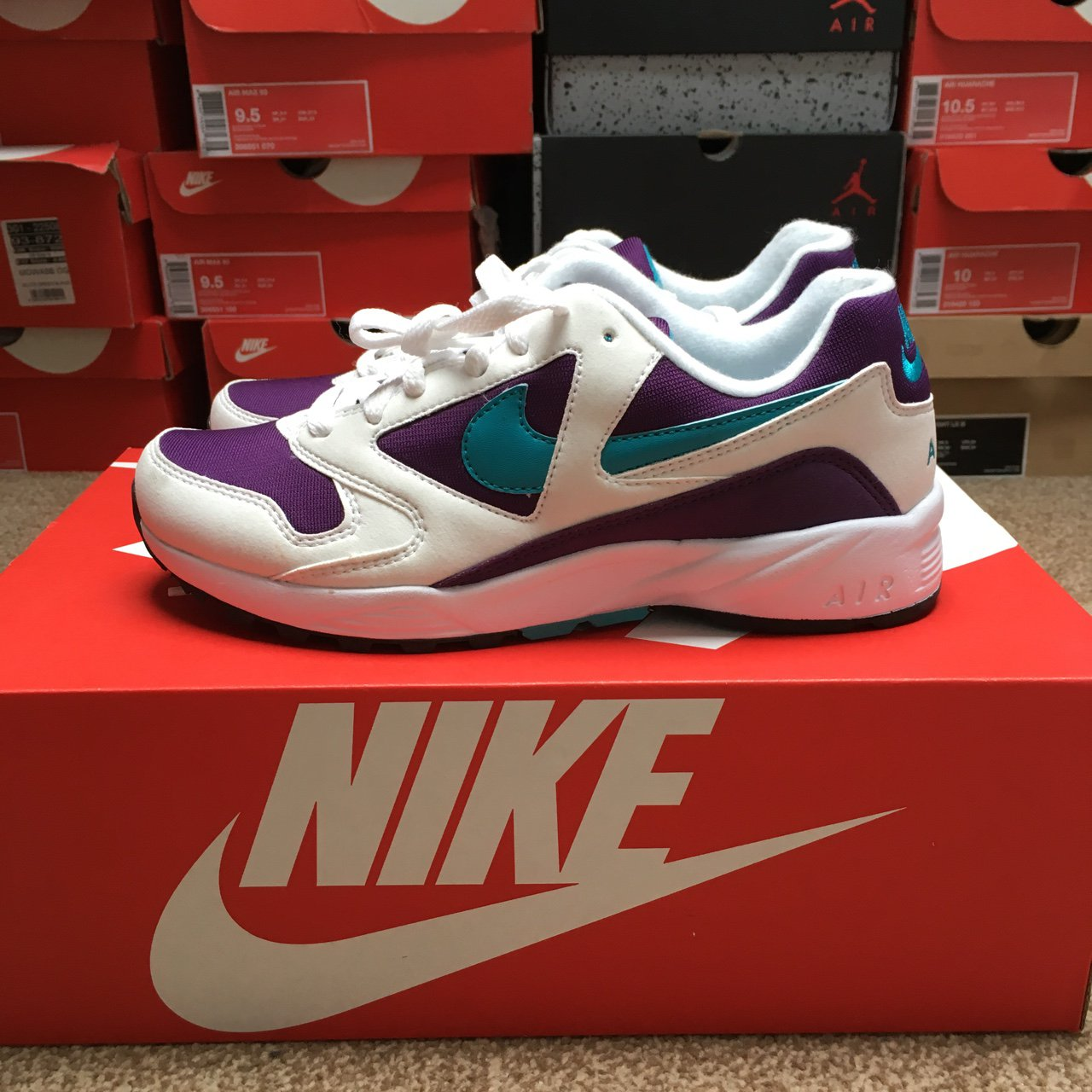 official photos 64289 727f7 nike air icarus vintage collection