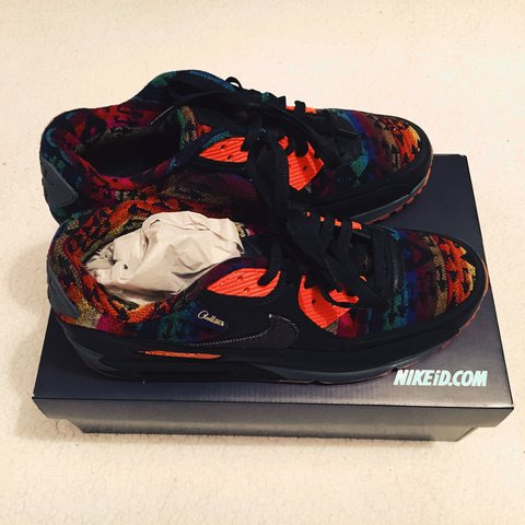 cb4232c7727b ... new arrivals nike id pendleton collab air max 90. never worn size 8. of