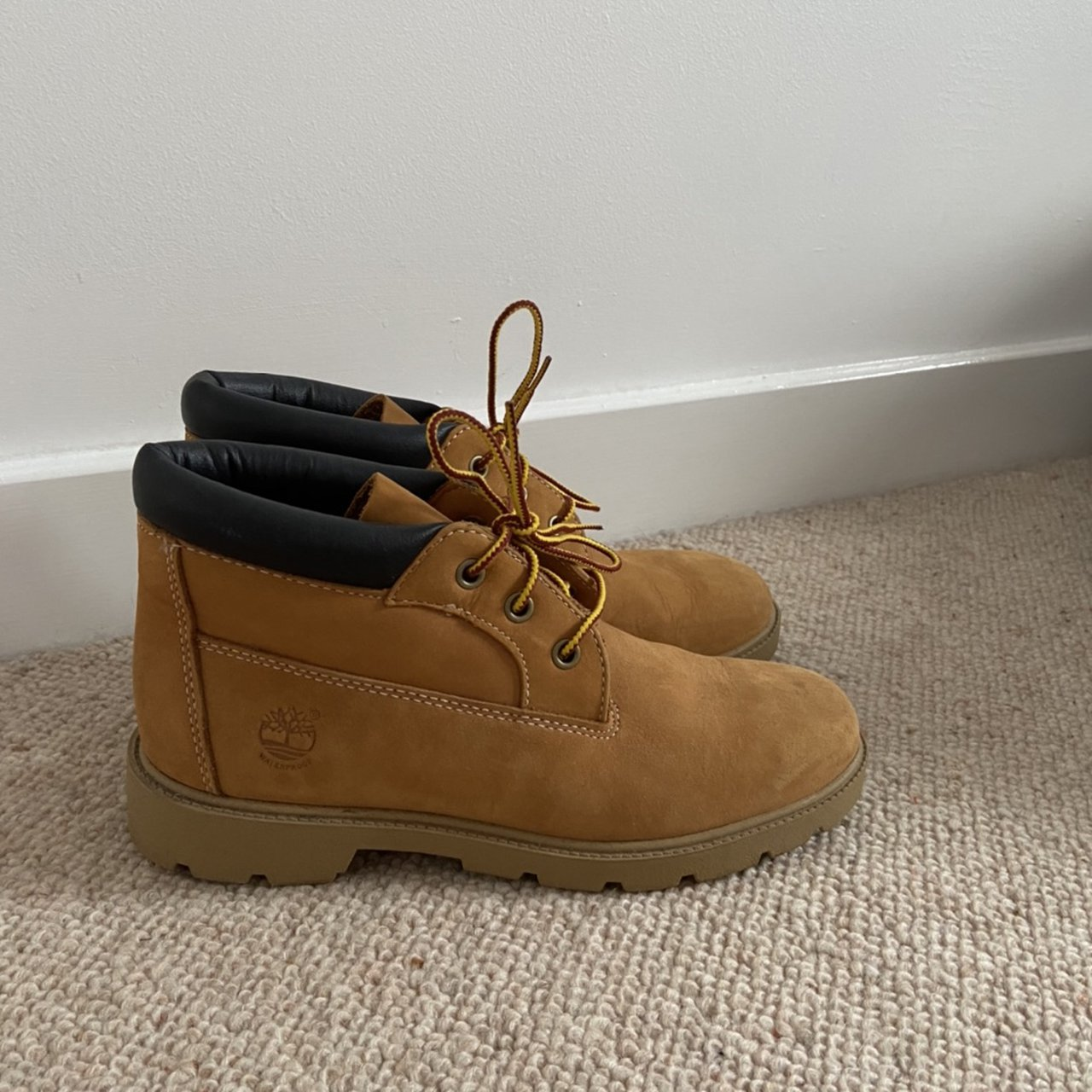 Women's Timberland low cut boots for