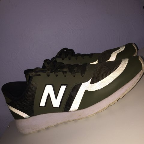 quality design 4e324 a835d  harry thorne79. last year. Uttoxeter, United Kingdom. New balance 420 green  reflective