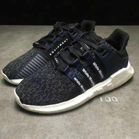 1759fc4f6757 Adidas EQT SUPPORT FUTURE White Mountaineering Navy Brand - - Depop