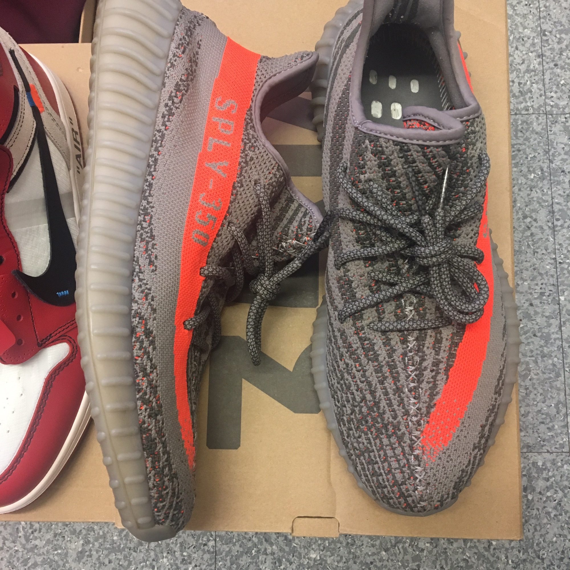 Yeezy Beluga 1.0 (comes with insole) UK