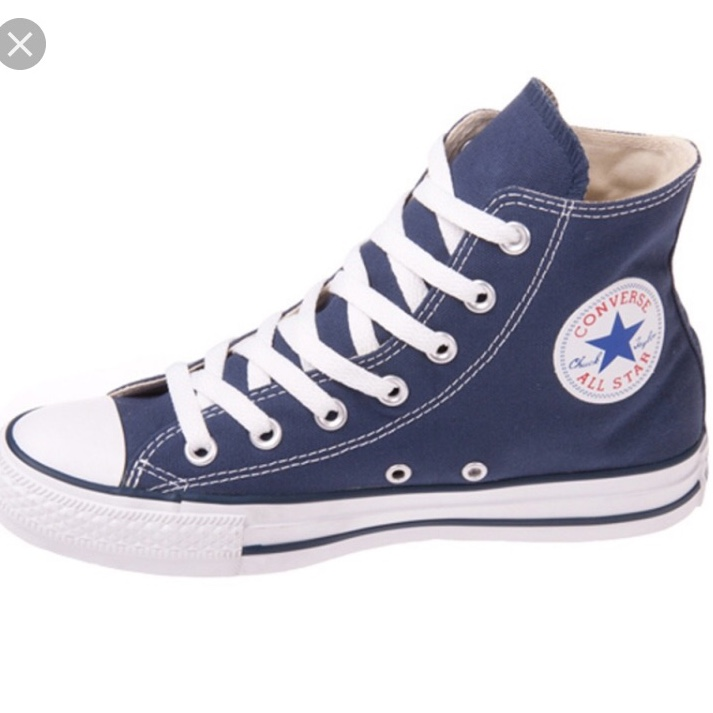 all star converse blu alte
