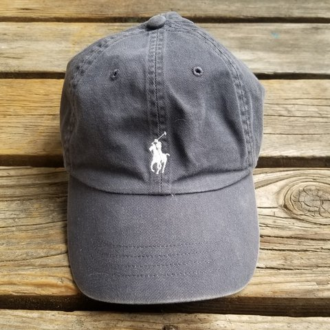 Vintage Polo Ralph Lauren strapback dad hat Shipping is free - Depop 7e320c447f51