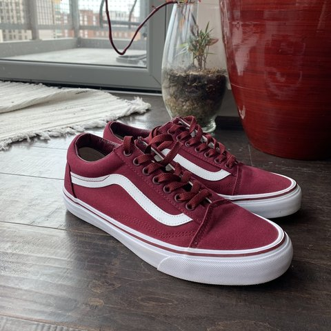 23b8c955ef VANS OLD SKOOL really good condition