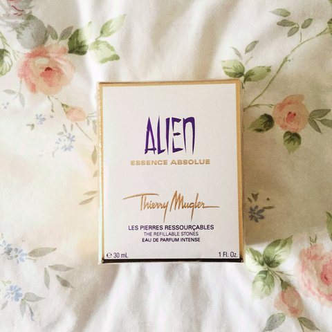 Alien Essence Absolue 30ml Refillable Stone Eau De Parfum In Depop