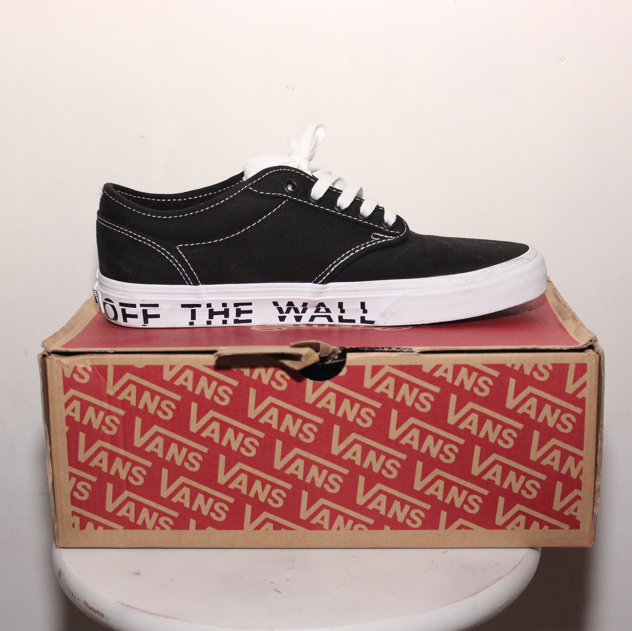 Vans Off The Wall Skate Shoes • Very
