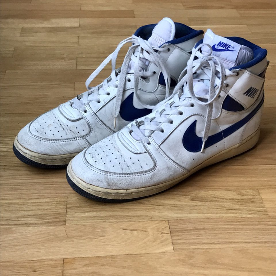 Rare vintage NIKE High Top from the 80