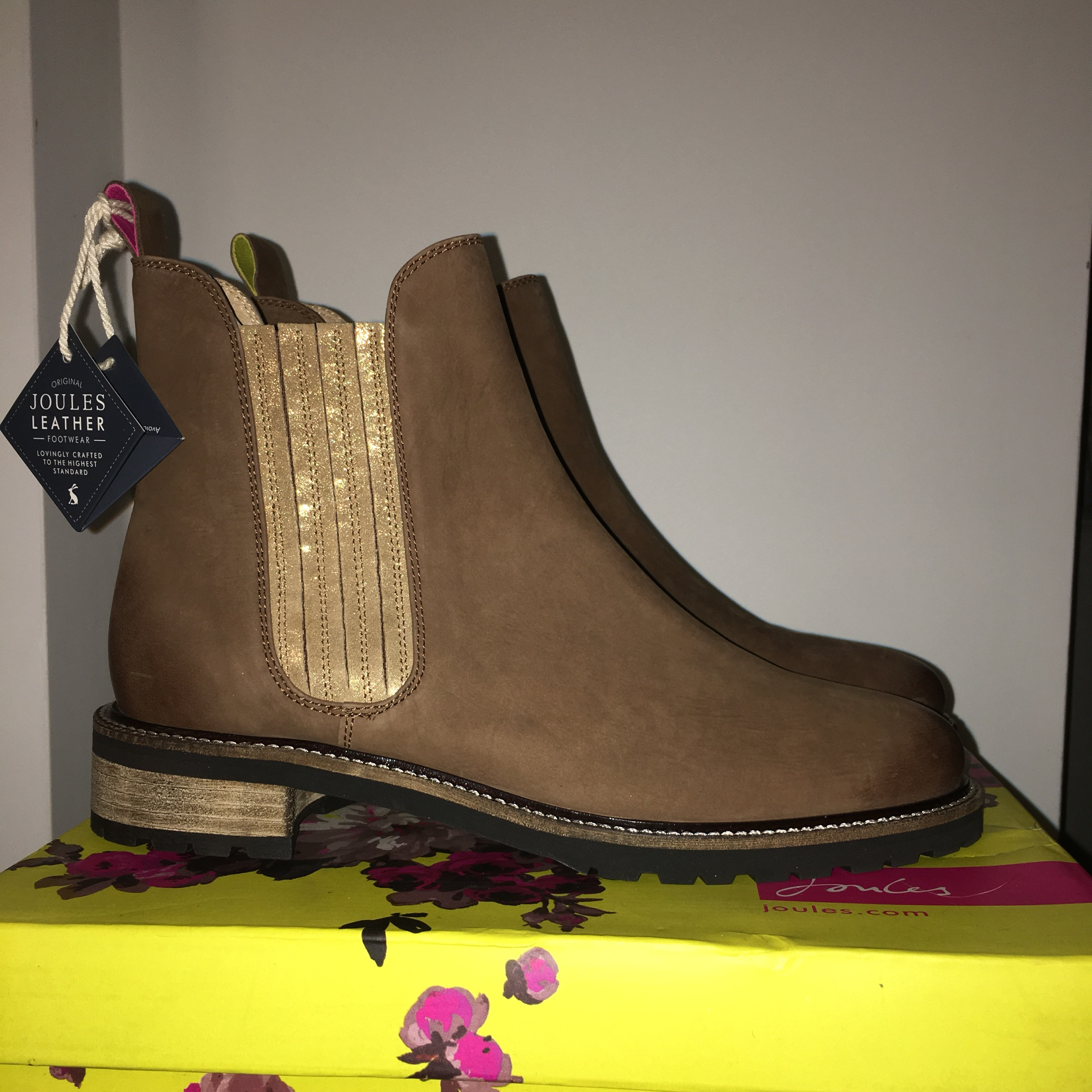 b3ef90da463 Joules clarendon boots Brand new with tags!! Bought... - Depop