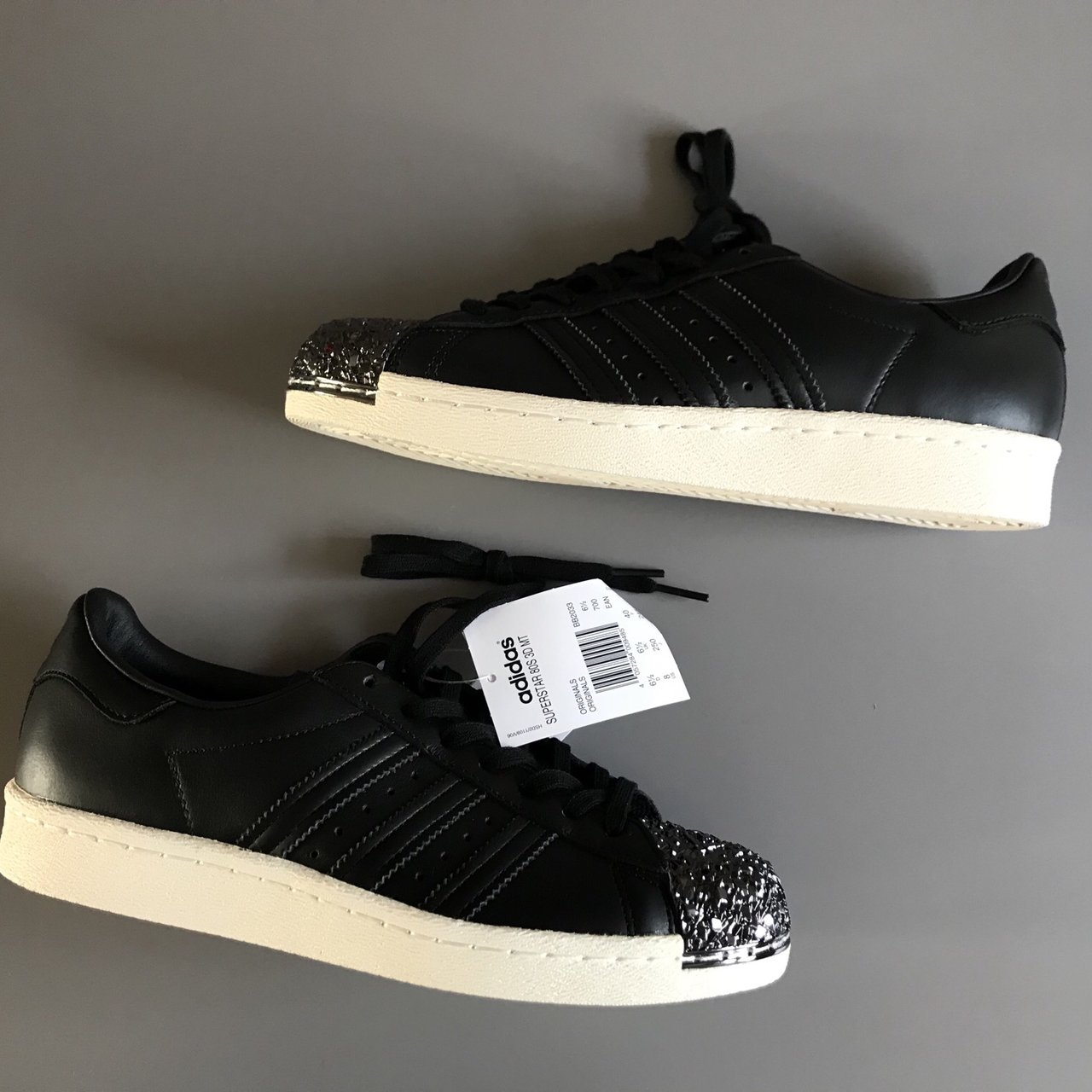 size 40 cea8a 5ea9f  soldroyd1. 6 months ago. Wakefield, United Kingdom. BRAND NEW ADIDAS  SUPERSTAR 80s 3D MT Sizes 6.5 and 5 UK available. These are great ...